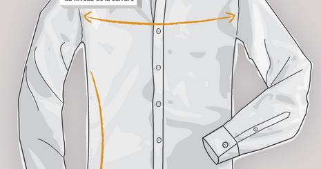 chemise sur mesure