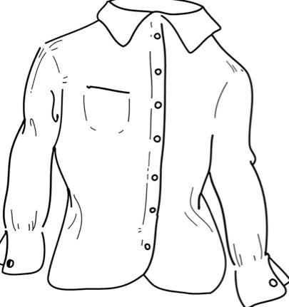 Dessin chemise