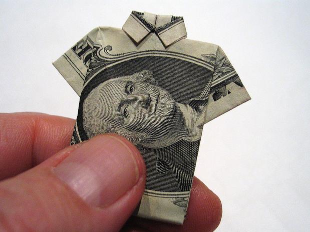 dollar plié